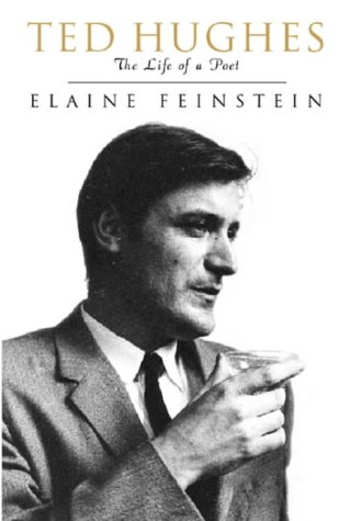 Ted Hughes biography book